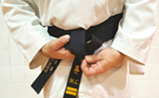how to tie your belt Step 4 - 2