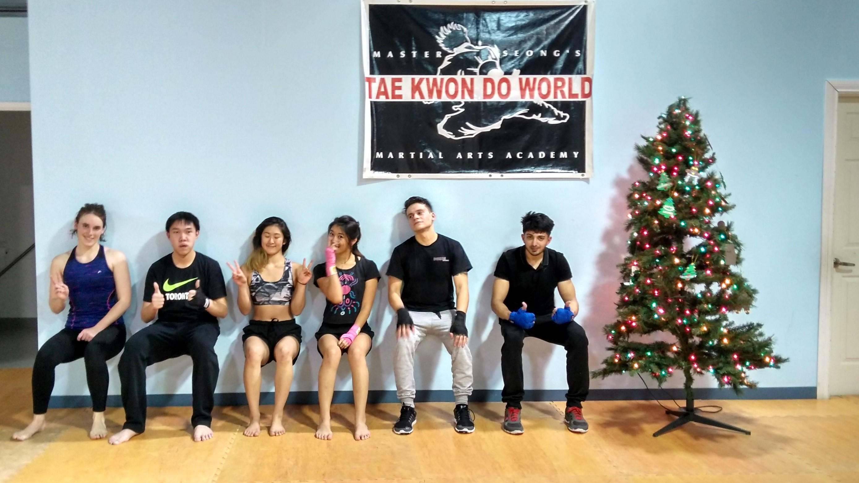 Oakville Kickboxing Team - Fitness Kickboxing Oakville