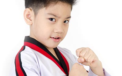 Kids Martial Arts Oakville Taekwondo